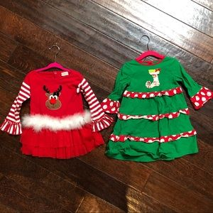 4T Holiday Christmas Tops SO Cute 🥰 🎄
